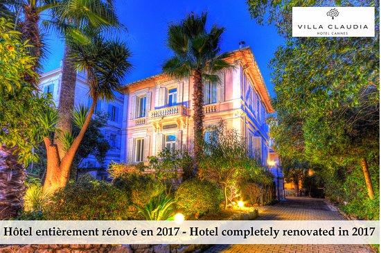Hotel Le Vendome Villa Claudia: Vue extérieure de l'hôtel