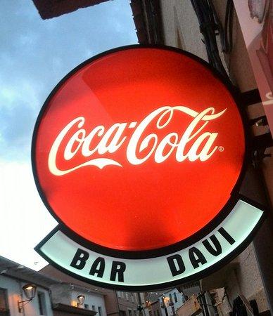 Castronuño, España: Bar Davi