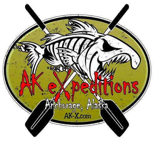 Chitina, AK: Its all in the logo!
