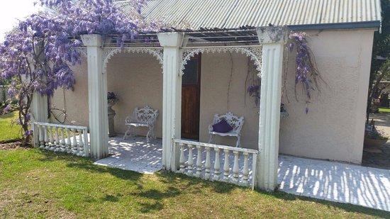 Ficksburg, South Africa: Garden Cottage