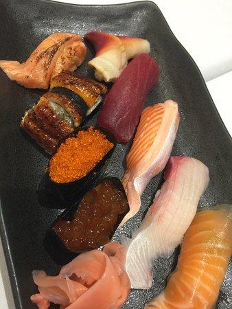 Shiranui: Nice and innovative sushi