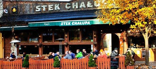 Stek Chalupa : Stek Chałupa