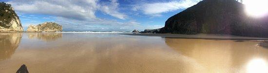 Panorámica Playa de la Franca