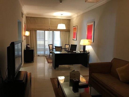 Gloria Hotel: хол-гостиная