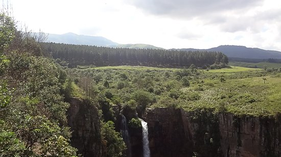 Sabie, South Africa: Start of falls