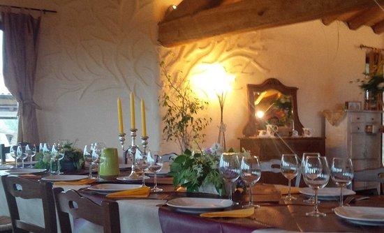 Fortunago, Italia: un ambiente naturale, familiare con una cucina sfizioza di prodotti genuini a km 0