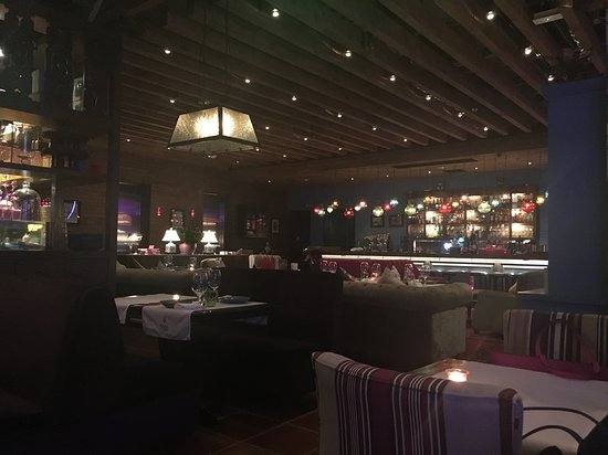 Issaya Siamese Club Restaurant