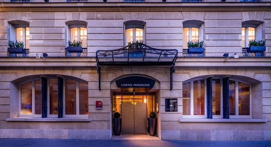 L' Hotel Pergolese Paris