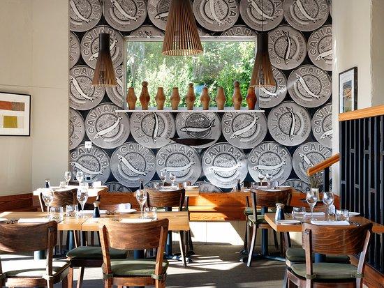 St Enodoc Hotel Restaurant: Dining Room