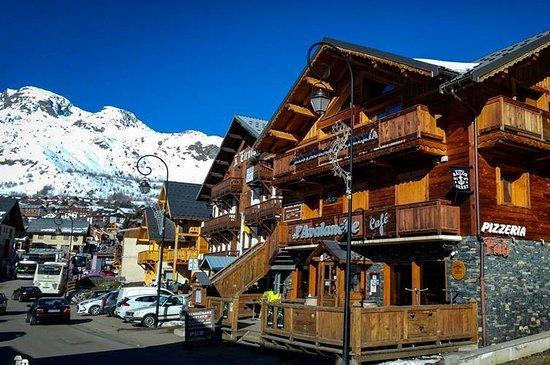 L 39 avalanche restaurant saint sorlin d 39 arves restaurant - Office du tourisme saint sorlin d arves ...
