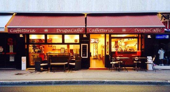 Drupacaffe' : Benvenuti... noi siamo qui