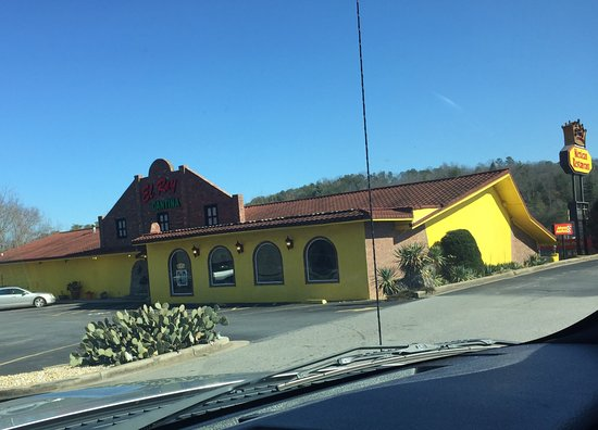 East Ellijay, GA: El Rey Mexican Restaurant
