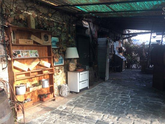 Barberino Val d'Elsa, Italië: Ingresso