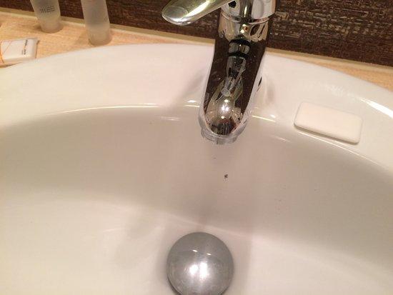 "Dolce Villa Hotel: ""Вымытая"" сантехника"