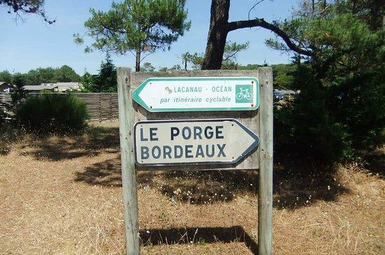Le Porge