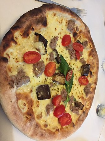 pizza picture of pizzeria ristorante papa pane di sorrento berlin tripadvisor. Black Bedroom Furniture Sets. Home Design Ideas