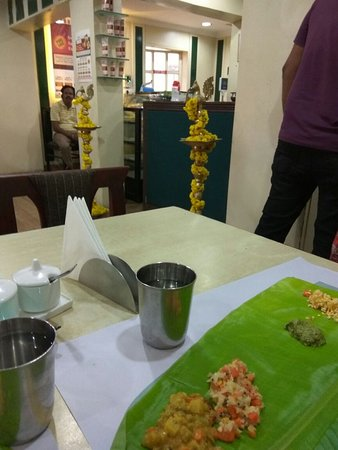 Annapoorani - Truly South Indian: Interior