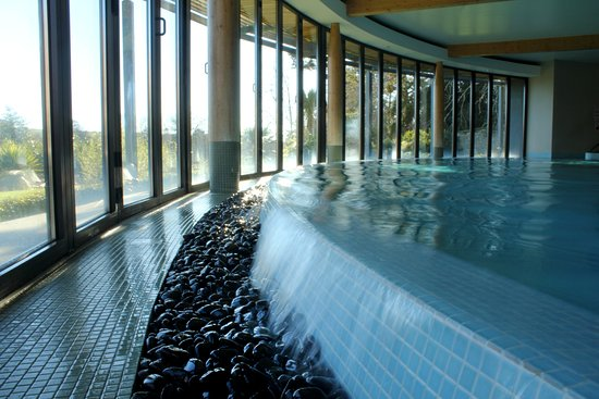 St Austell, UK: The Clearing Spa at The Cornwall Hotel