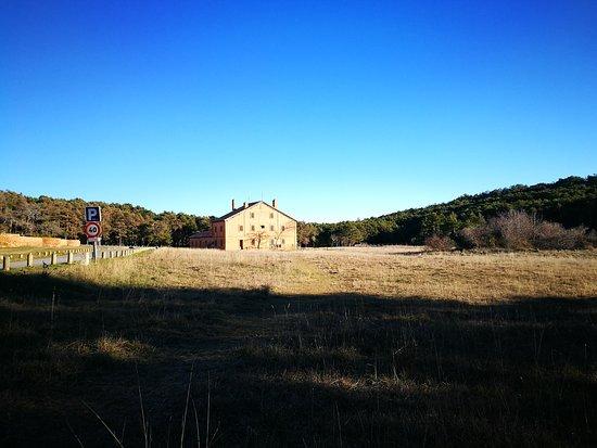 San Juan de la Pena, Hiszpania: Prairie at San Juan de la Peña