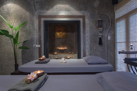 The Dewa Koh Chang: The Spa Room