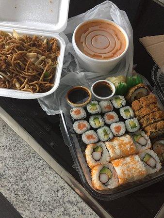 Furstenwalde, Jerman: Vietnam Restaurant ( Sushi & Thai Spezialitäten )