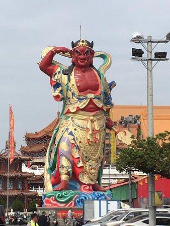 Luermenma Temple : 順風耳