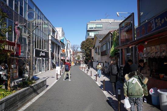 Shibuya Cat Street