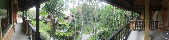 Three Brothers Bungalows: View from family room/bungalow
