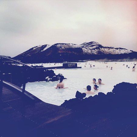 Grindavik, Island: Loved the Blue Lagoon. It's so relaxing and beautiful. You need to visit them when you are in Re