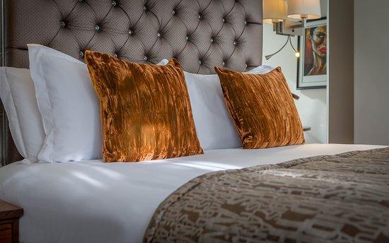 The Fleet Street Hotel: Elegance Room