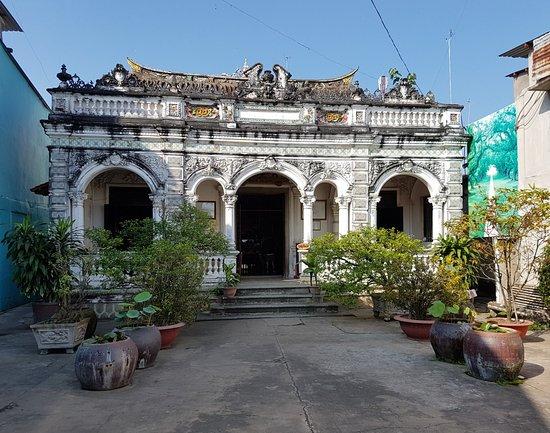Sa Đéc, Việt Nam: House of Huynh Thuy Le