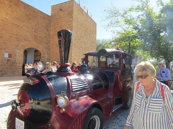 Cehegin, Espanha: Tren