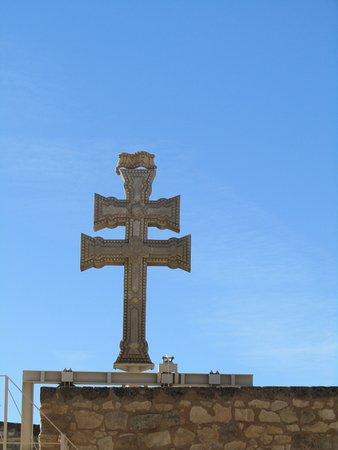 Cehegin, Espanha: Cruz de Caravaca