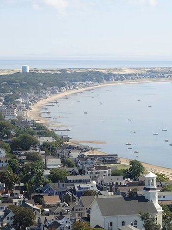 Pilgrim Monument & Provincetown Museum: View from the top