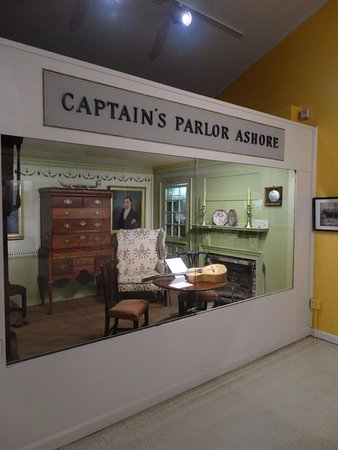 Pilgrim Monument & Provincetown Museum: Inside the museum