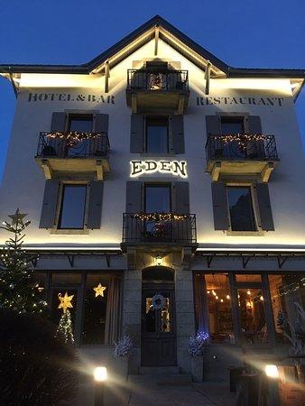 伊登夏蒙尼飯店