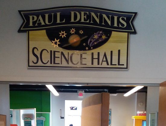 Sunset Beach, Carolina del Norte: Science hall