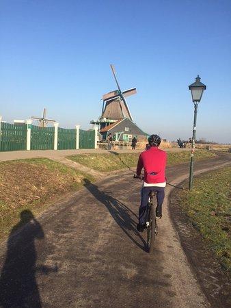 Landsmeer, Hollanda: The Zaanse Schans