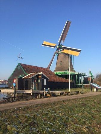 Landsmeer, Holandia: The Zaanse Schans