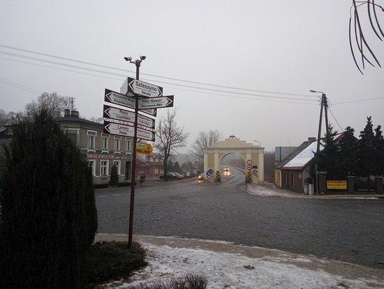 Slesin, بولندا: Oznakowanie w języku używanym na tych terenach
