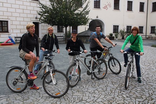 Hodonin, Czech Republic: Moravian Wine Cycle Trails