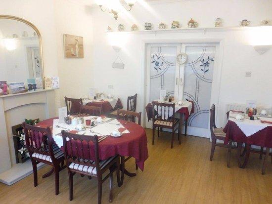 St. Weonards Hotel: DINING ROOM