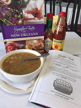 Taste Bud Food Tours New Orleans