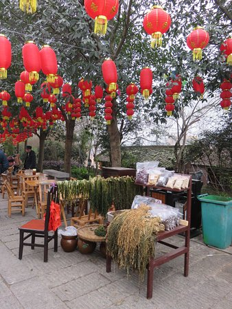 Wangcheng County, Chiny: Dried vegetables