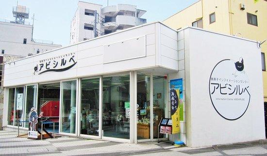 Abiko, Japón: 我孫子インフォメーションセンター アビシルベ