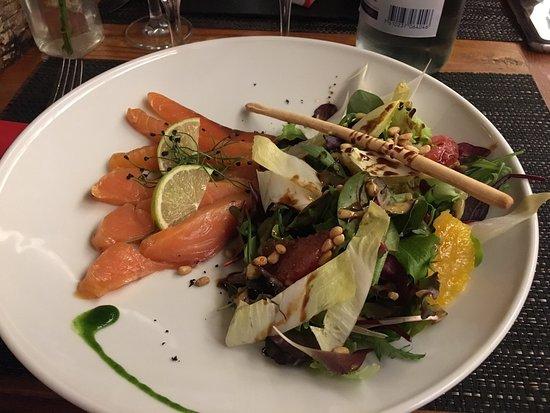 Le Nord : Gravlax saumon