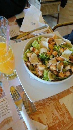 Le Grand Cafe du Theatre: Salade césar