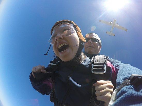 Bennington, VT: Green Mountain Skydiving