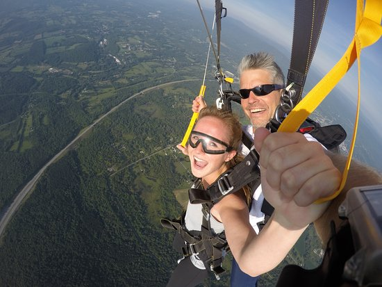 Bennington, Βερμόντ: Skydiving in Vermont