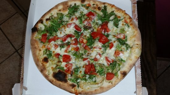 Lo Sfizio: Vasta scelta di pizze